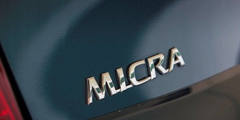 2015 Nissan Micra pricing and specifications