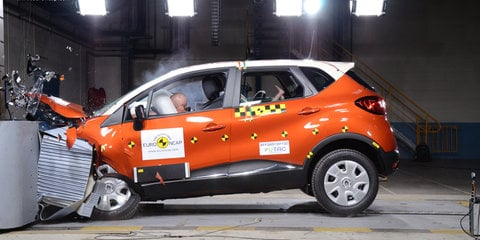 Renault Captur gets five-star ANCAP safety rating despite lacking rear airbag protection