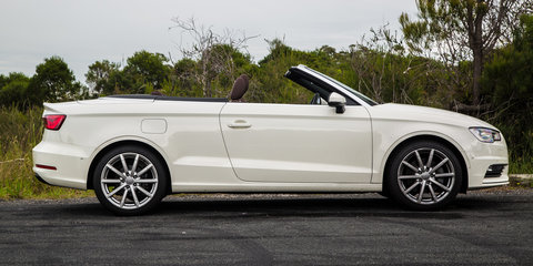 Audi A3 Cabriolet v BMW 2 Series Convertible : Comparison review