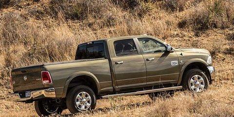 RAM trucks in Australia by September