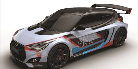 Hyundai RM15 concept blasts in — UPDATED