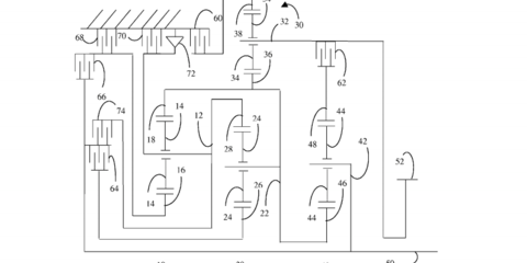 More details on Ford patent for eleven-speed automatic transmission
