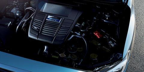 Subaru Levorg : still no decision on Japanese performance wagon