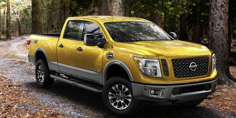Nissan Titan : RAM rival not on Australian radar