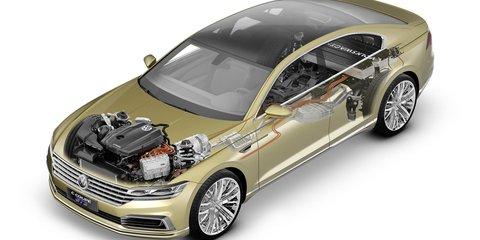 "Volkswagen ""still believes"" in the future of diesel engines"