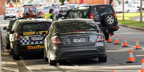 Victoria Police to impound cars of first-time drink drivers