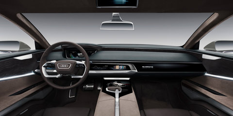 Audi Prologue Allroad concept revealed