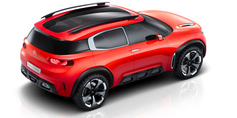 Citroen eager for medium SUV, has to look at Renault Alaskan-style pick-up