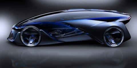 Chevrolet-FNR concept revealed, sports eye-recognition