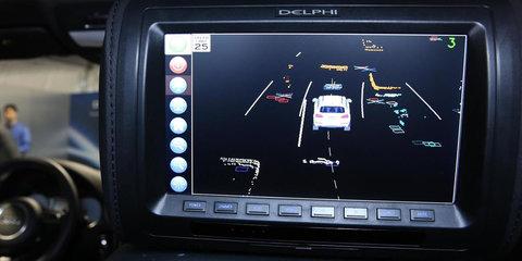 Delphi's autonomous Audi SQ5 completes trip from San Francisco to New York City