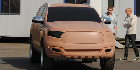 Ford Everest development wrap - with video interview