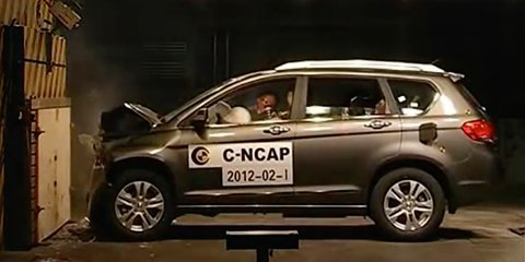 """Haval """"confident"""" of five-star ANCAP safety ratings for new Chinese SUVs"""