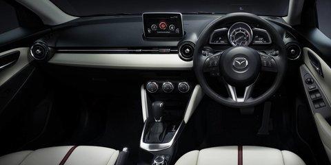Mazda 2 sedan confirmed for Australia in Q3