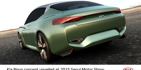 Kia Novo concept previews next Cerato