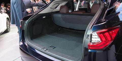 2016 Lexus RX revealed