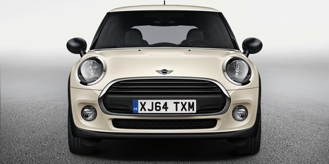 2015 Mini One 5 Door pricing and specifications