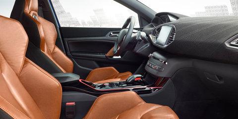 Peugeot 308 R HYbrid concept unveiled