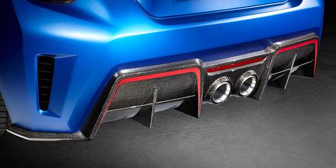 Subaru BRZ STI Performance Concept revealed with high-output turbo engine