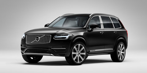 Volvo XC90 Excellence to debut in Shanghai