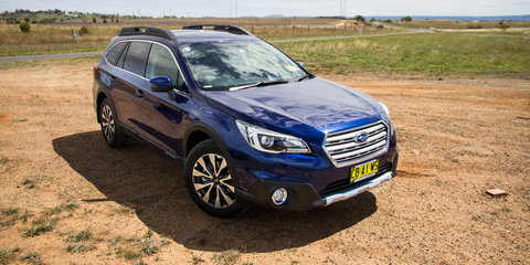 Subaru Outback posts mammoth March sales - UPDATE