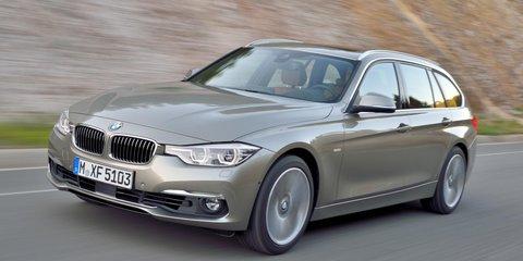 2016 BMW 3 Series to arrive in Australia around October