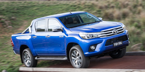 2016 Toyota HiLux interior, features revealed for Australian market