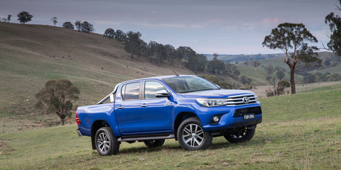 2016 Toyota HiLux global reveal image gallery