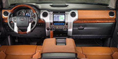 "Toyota Tundra subject of ""enormous"" Australian demand"
