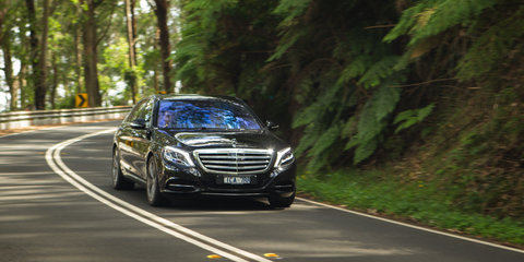 Mercedes-Benz S600 L v Bentley Flying Spur W12 : Comparison Review