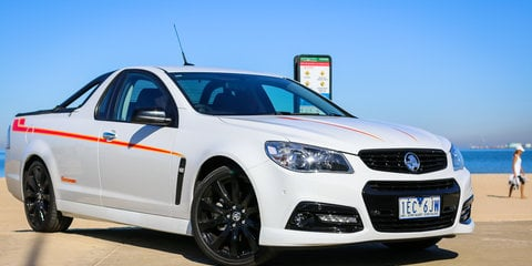 2015 Holden Ute SS V Sandman: Week with Review