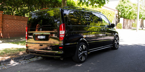 2014 Mercedes-Benz Viano Review: Speed Date