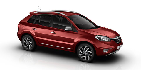 2015 Renault Koleos pricing and specifications : Reverse-view camera, sat-nav now standard