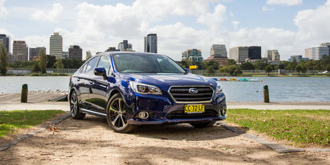 Subaru recalls European design ethos