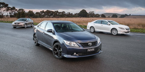 Toyota Australia returns to profit
