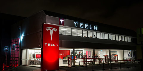 Tesla opens new showroom and service centre in Richmond