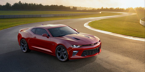 Chevrolet Camaro not coming to Australia, Holden confirms no RHD for now