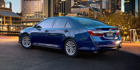 2015 Toyota Aurion pricing and specifications