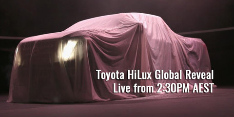 2016 Toyota HiLux global reveal — LIVE