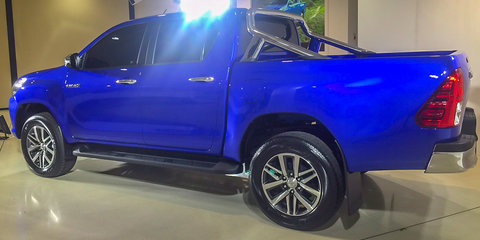 2016 Toyota Hilux Reveal : Full Presentation