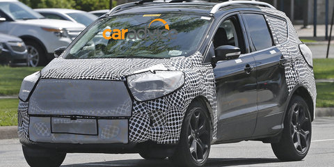 2016 Ford Kuga bound for Frankfurt show: Sync 2, larger display to join spied facelift