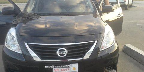 2014 Nissan Almera St Review