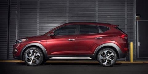 Hyundai Tucson to chase Mazda CX-5