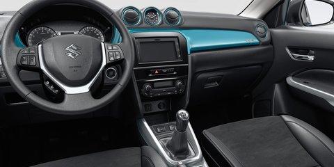 2015 Suzuki Vitara in Melbourne ahead of August launch