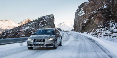 Audi A6 Allroad Biturbo under consideration for Australia