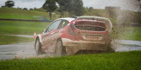 Extreme Rallycross: WRC ace Chris Atkinson helps preview new Australian motorsport series