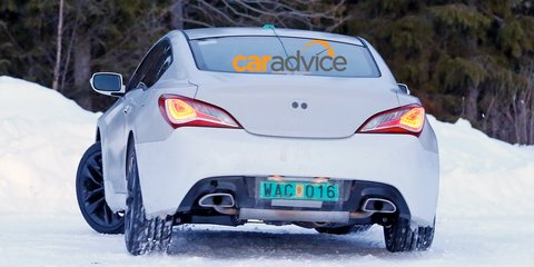 Hyundai Genesis coupe still some way off for Australia