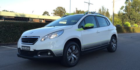 2015 Peugeot 2008 Active Review