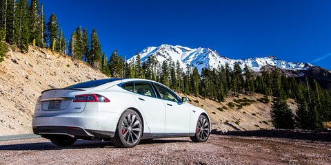 Tesla Model S claims top prize at 2015 Good Design Awards