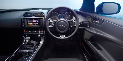 Jaguar XE : Initial specifications revealed - UPDATED