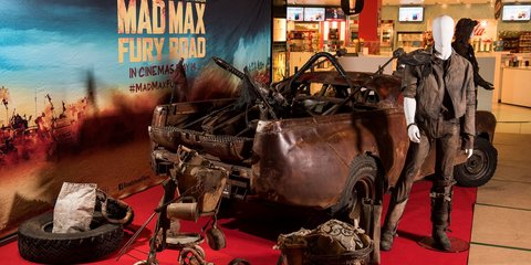 Mad Max: Fury Road – Up close and personal with Cranky Frank